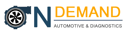 OnDemand Automotive & Diagnostics Logo