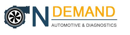 OnDemand Automotive & Diagnostics Logo